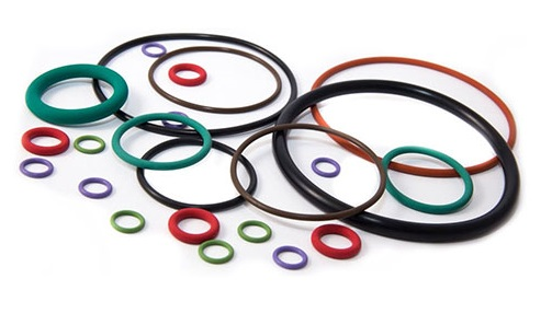 O-RING 52 X 3,5 | ZWART VITON 75 SHORE
